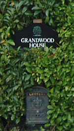 Contact Grandwood House Bed And Breakfast Nr Chichester